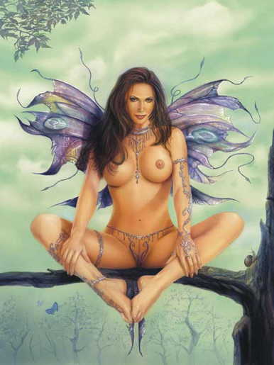 Nude Fairy Pics 61